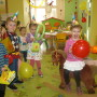 Děti slaví narozeniny